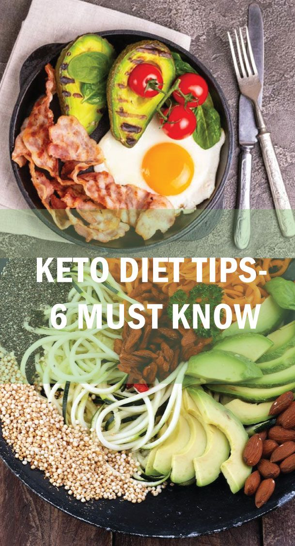 KETO DIET TIPS 6 MUST KNOW in 2020 Healthy, Keto diet, Keto