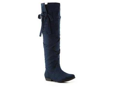 Not Rated Starleto Over The Knee Boot All Women's Boots Women's ...