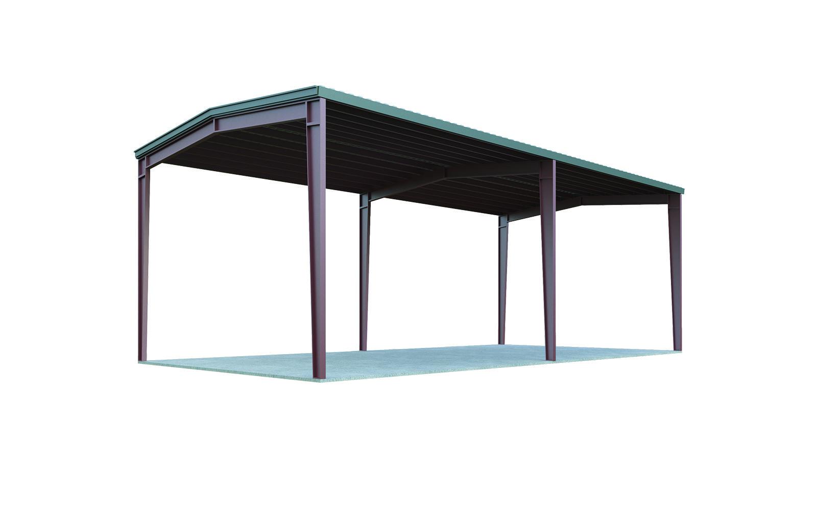 20x40 Carport Quick Prices General steel buildings