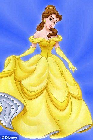 Unique Disney Belle Dress Up Games