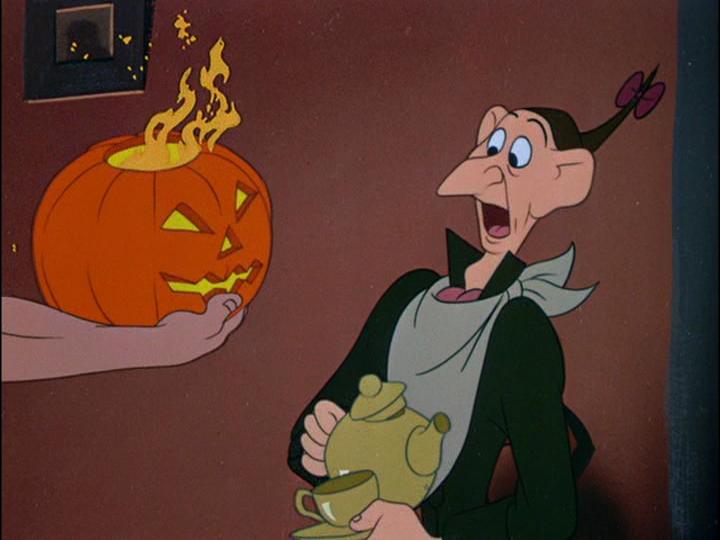 Legend of Sleepy Hollow...watch it first thing every Halloween Season!!! ♥