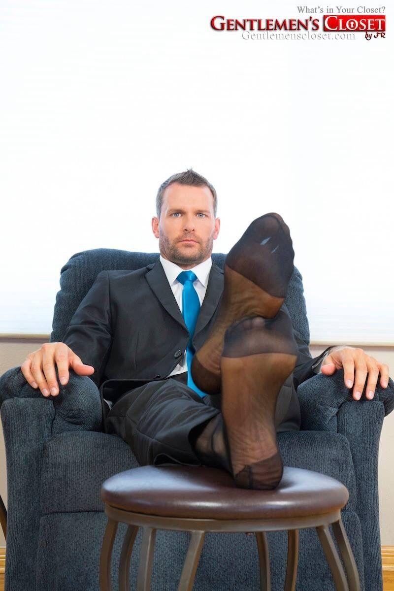 Gay sheer socks