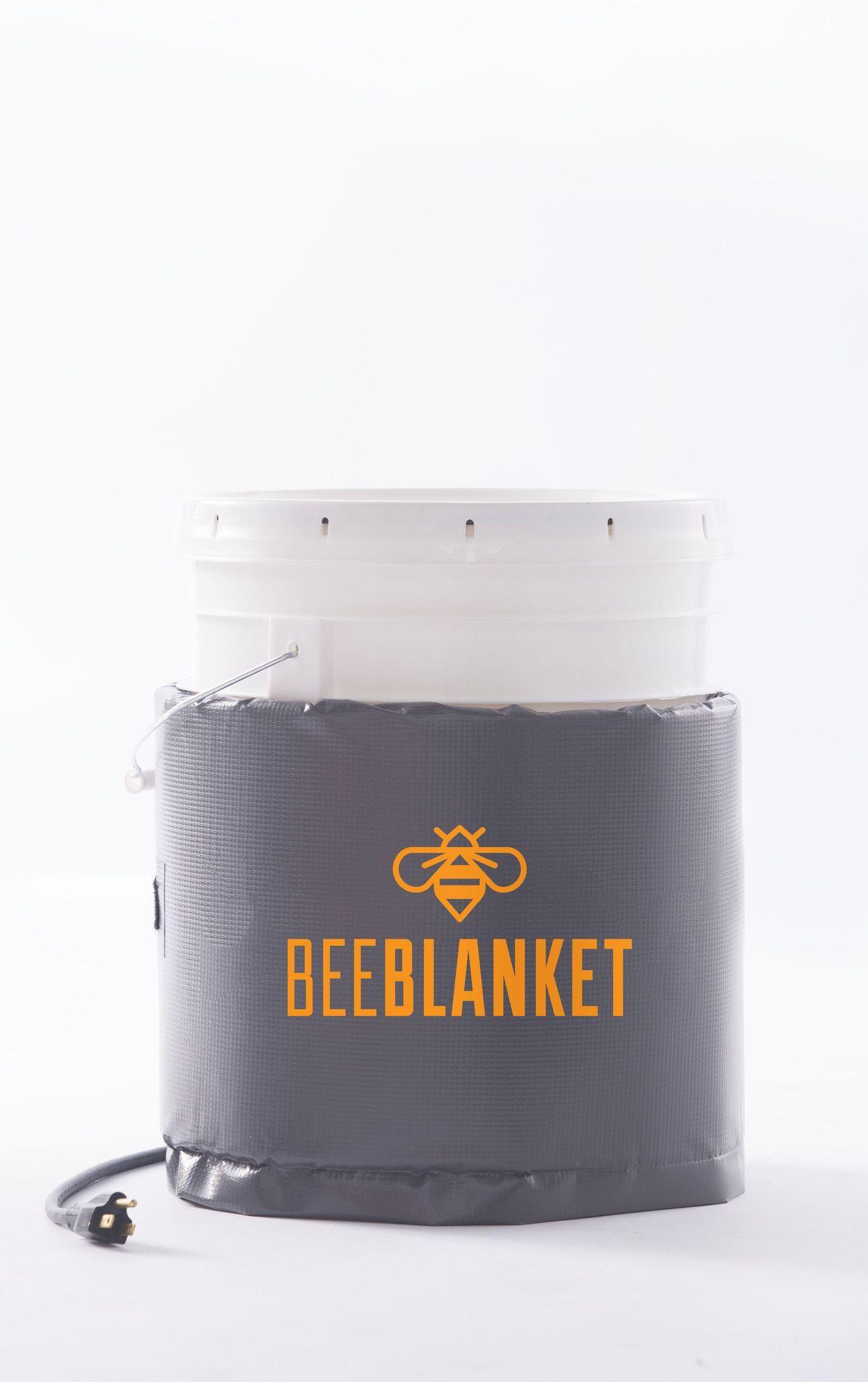 Bb05 bee blanket 5 gallon pail heater 110f 120v 120