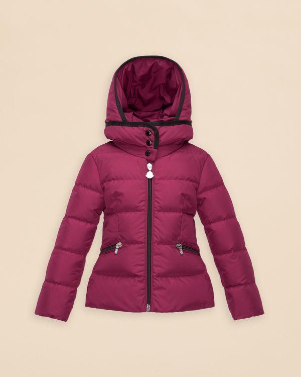 moncler girls aubette jacket