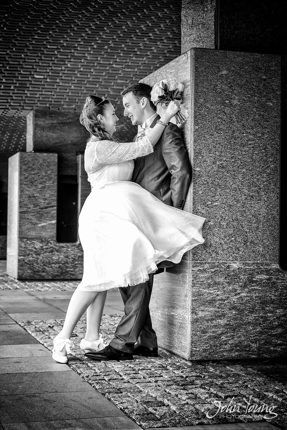 The wedding of kathryn u rob at newcastle registry office wedding