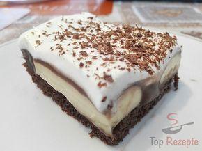 Einfaches Dessert Mit Bananen Und Schokoladencreme Rezept In 2019