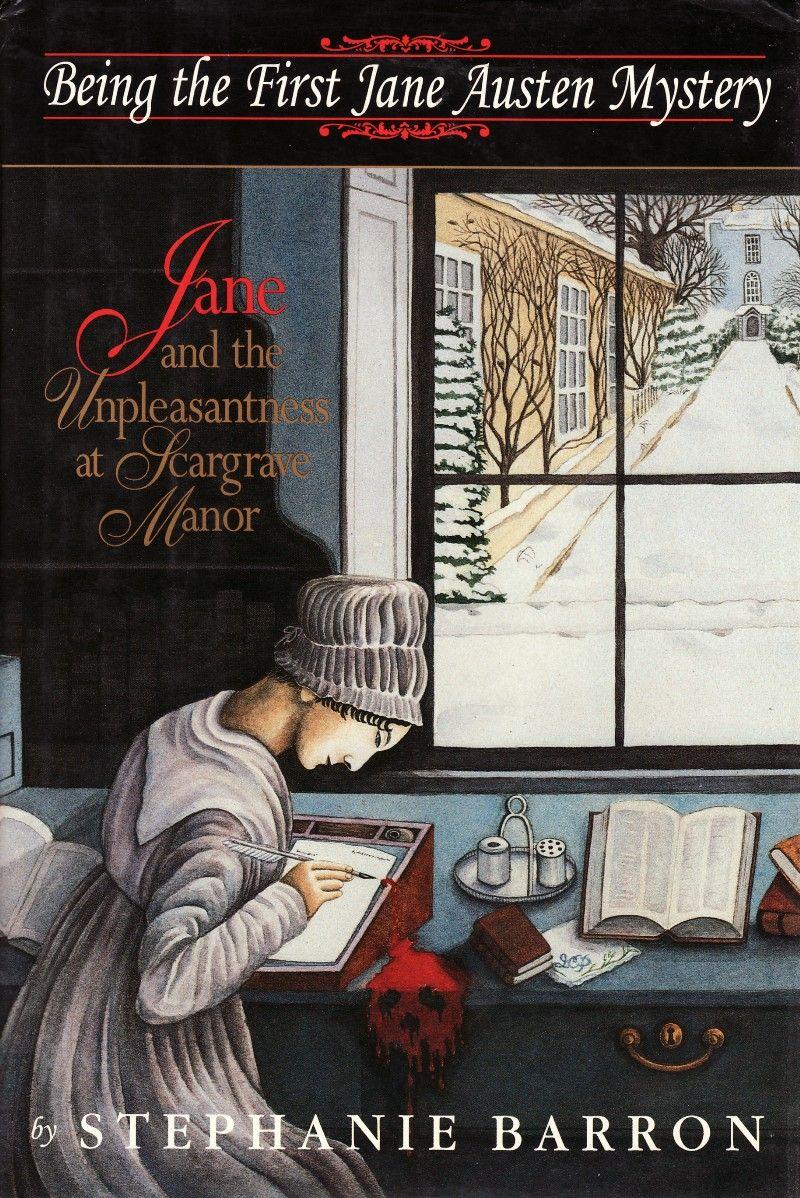 Jane Austen Mysteries By Stephanie Barron