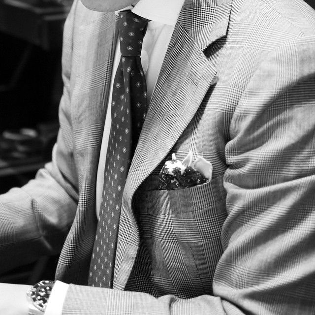 "fatboycoffee: ""#wwchan #menswear #bespoke #handmade #hongkong #hk #style #fashions #tailor #pow #rolex #watches #egcappelli #tie """