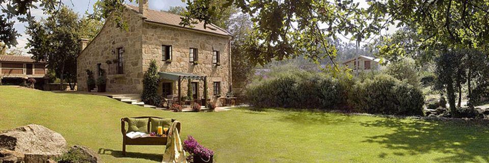 Casa rural da mui eira cambados galicia ta galicia pinterest - Casa rural cambados ...