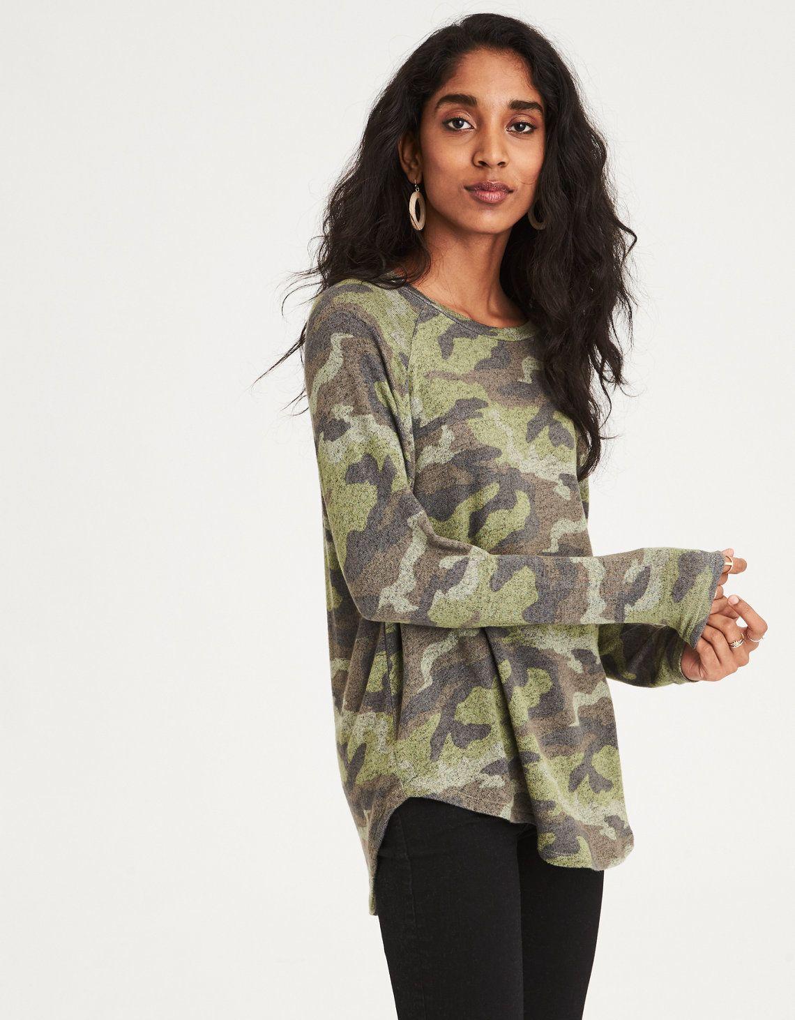 66be2729c0119 Image for the product Camo Sweatshirt, Camo Shirts, Crew Neck Sweatshirt, Camo  Leggings