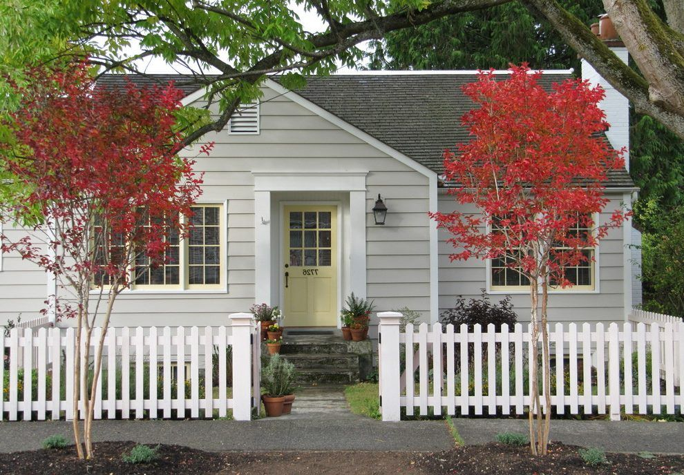 Curb Appeal Ideas Exterior Traditional With Colonial Revival Street
