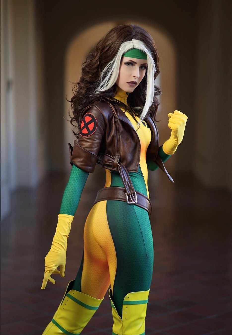 Maid of Might - Rogue - Cosplay - X-Men | Female marvel ...