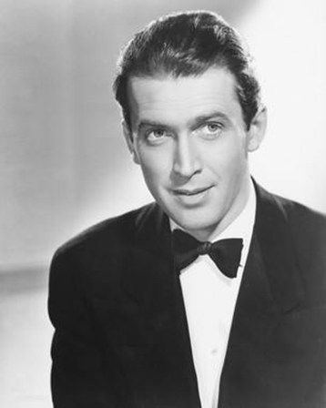 Jimmy Stewart  5/20/08 - 7/2/97    NOTABLE FILMS  It's A Wonderful Life,  Vertigo,   The Philadelphia Story