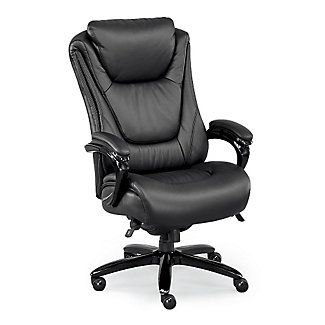 Ultra Collection Leather Big And Tall Executive Chair Big Office Chairs Executive Chair Office Chair
