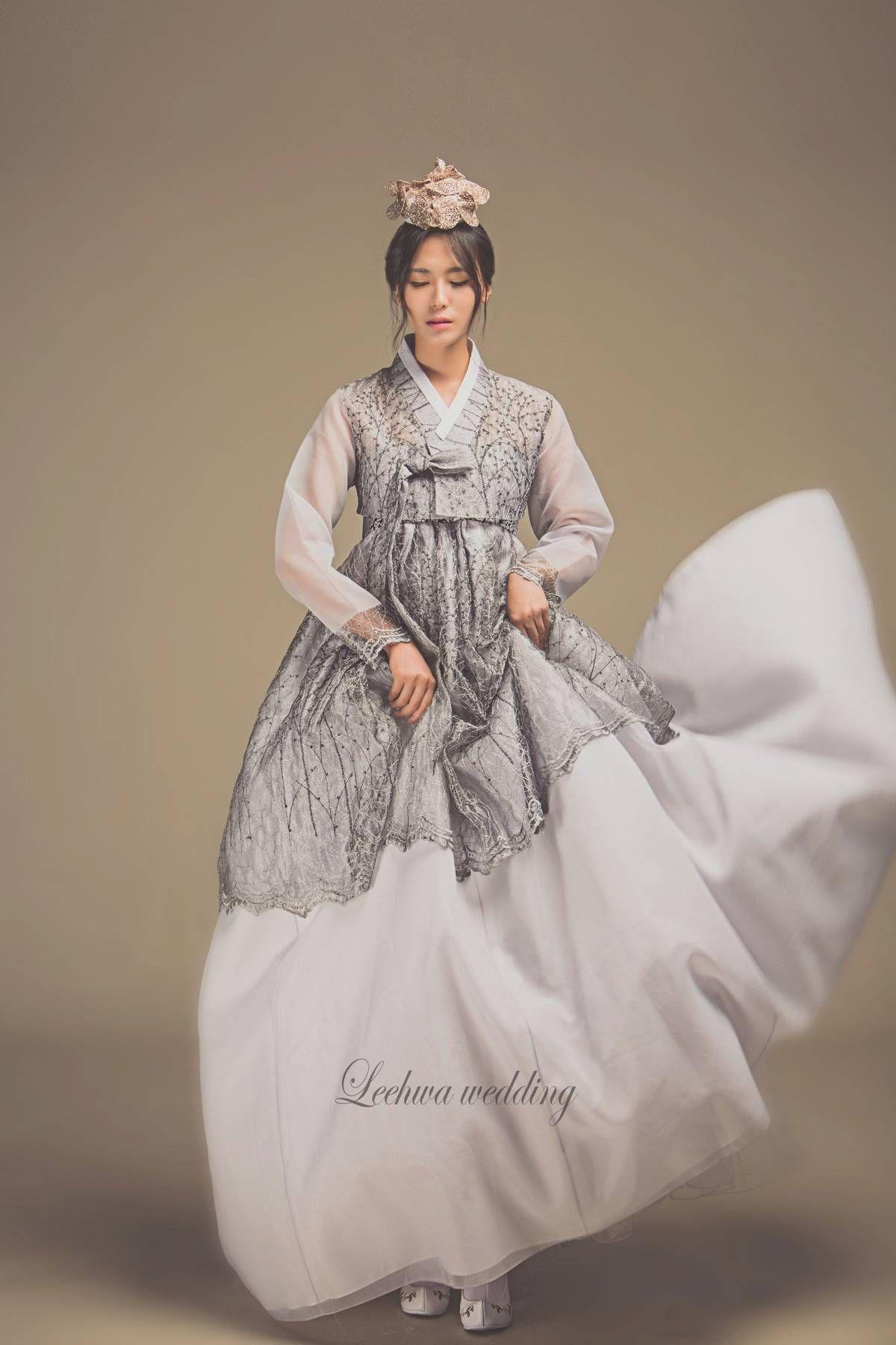MODERN HANBOK LEEHWA WEDDING 2020 패션쇼, 패션, 한국 패션