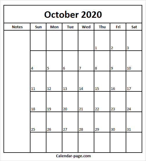 Pin On Printable 2020 Calendar