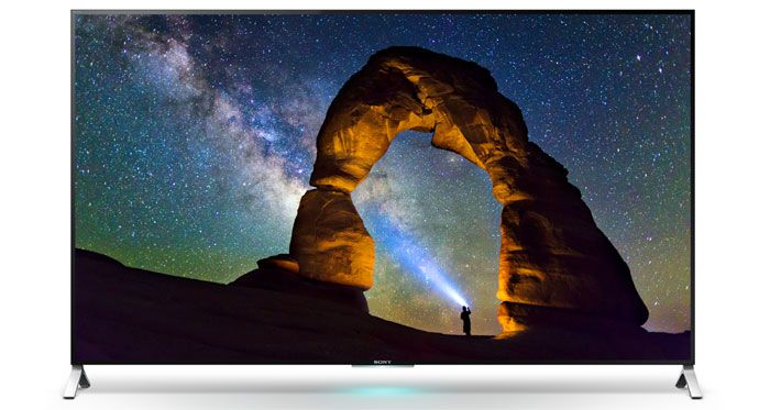 Sony X90C - thinnest 4K tv