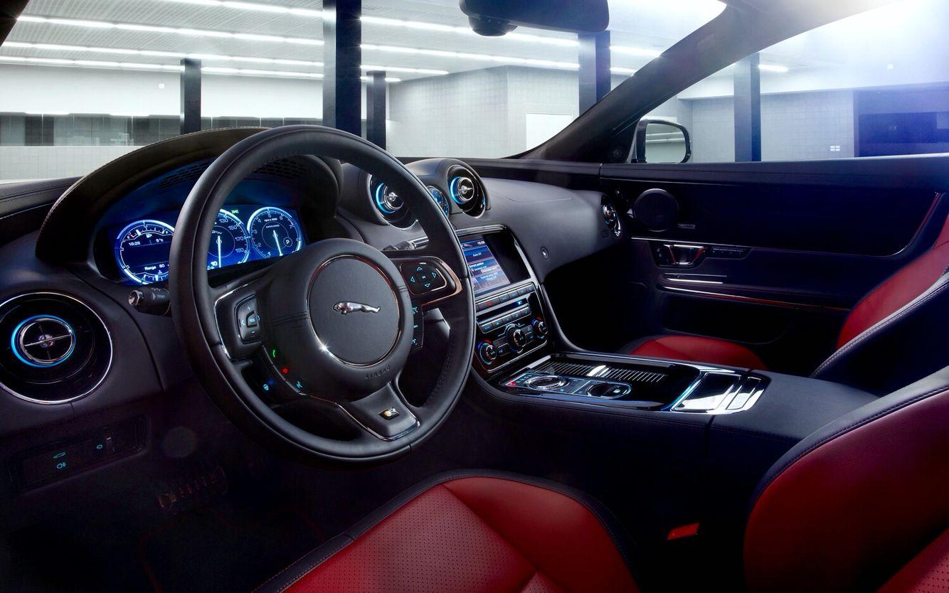 2013 Jaguar XJRL, 5.0l Supercharged V8. The 2013 Jaguar