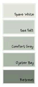 Love This Entire Strip Paint Colors For Home Paint Colors Wall Colors