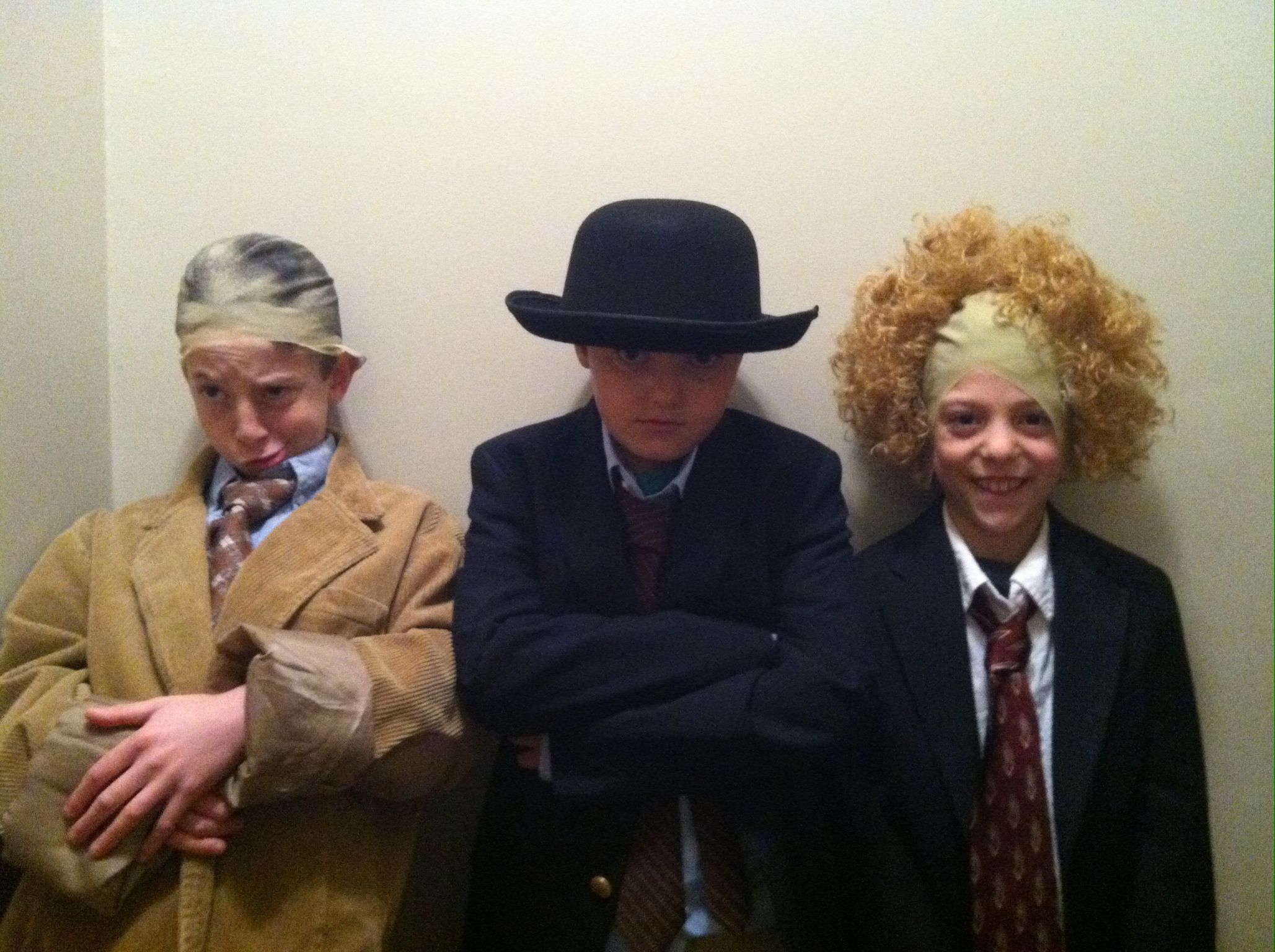 #304/365 Happy Halloween 2013 The Three Stooges