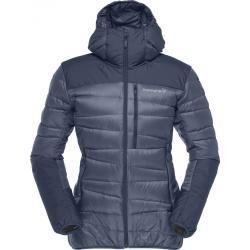 Photo of Norrona W Falketind Down750 Hood Jacket | Xs,s,m,l | Blau | Damen Norrona
