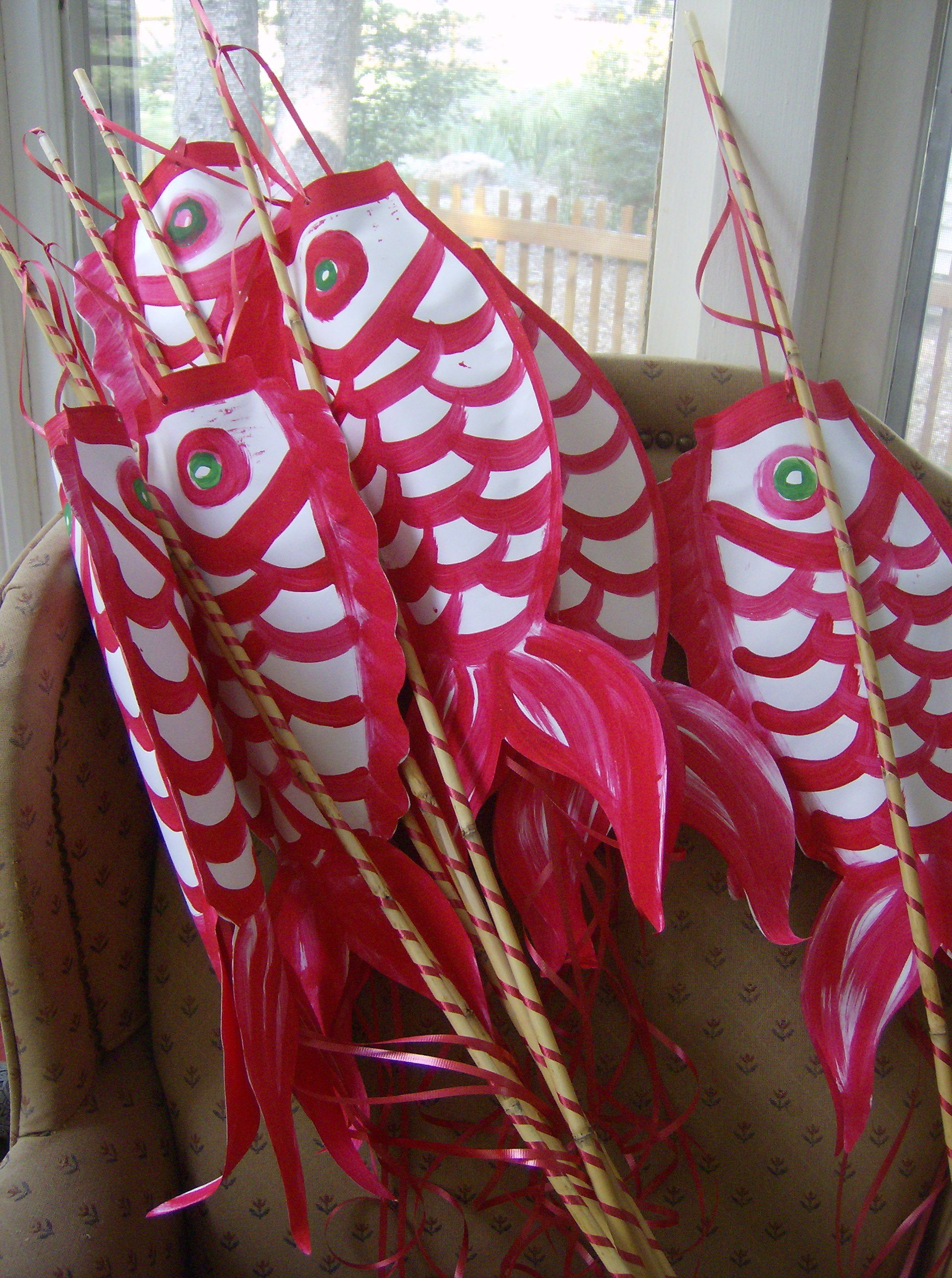 How to Kite Fish (with Pictures) - wikiHow |Fish Kites Pole