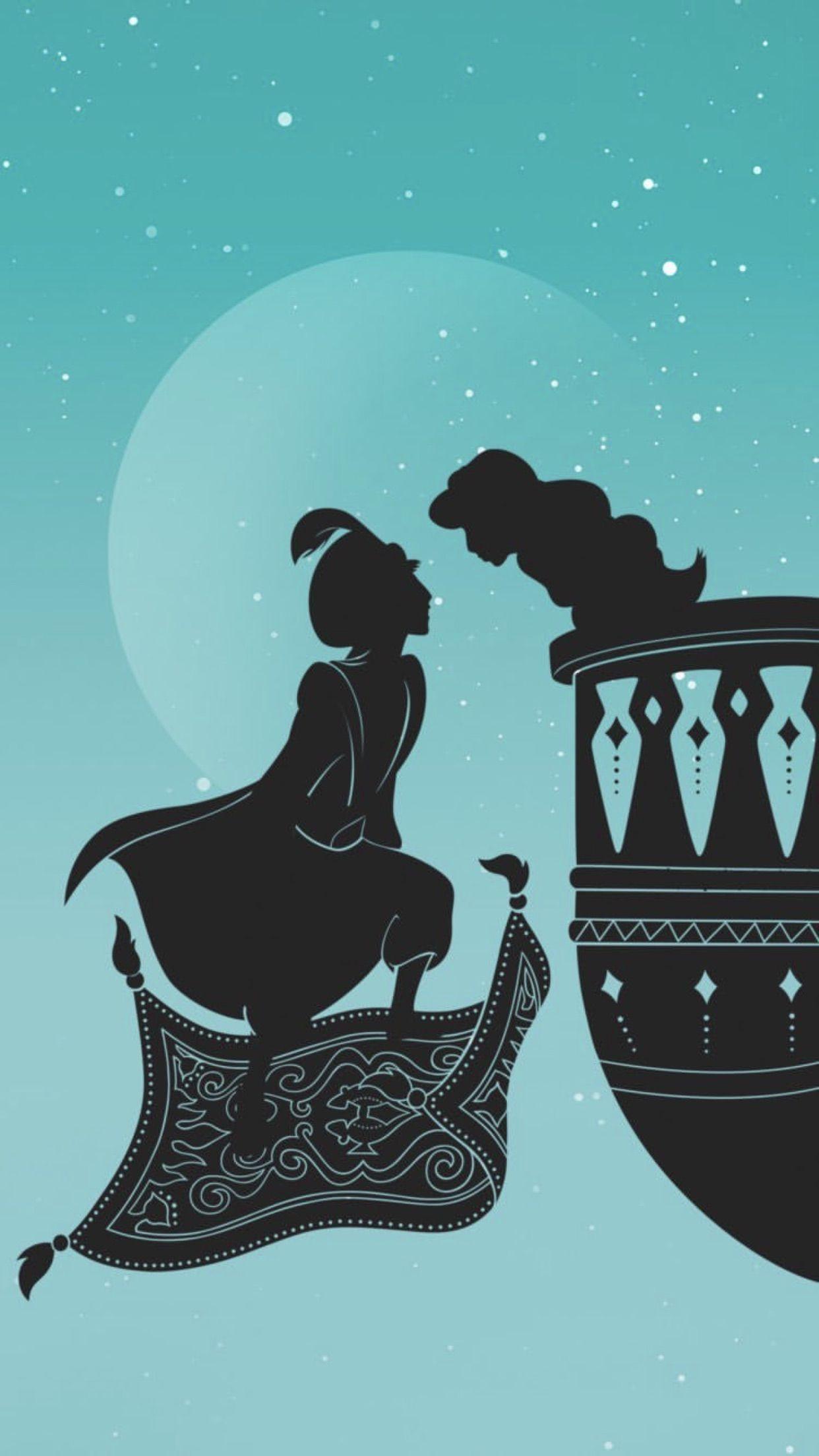 Disney おしゃれまとめの人気アイデア Pinterest Izaskun Echevarria ディズニーアート アラジン ディズニー ディズニー壁紙 プリンセス