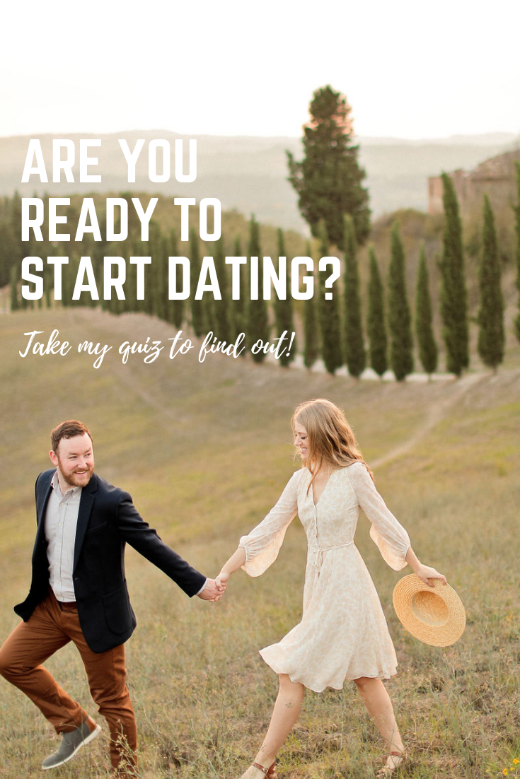 am i ready to start dating quiz