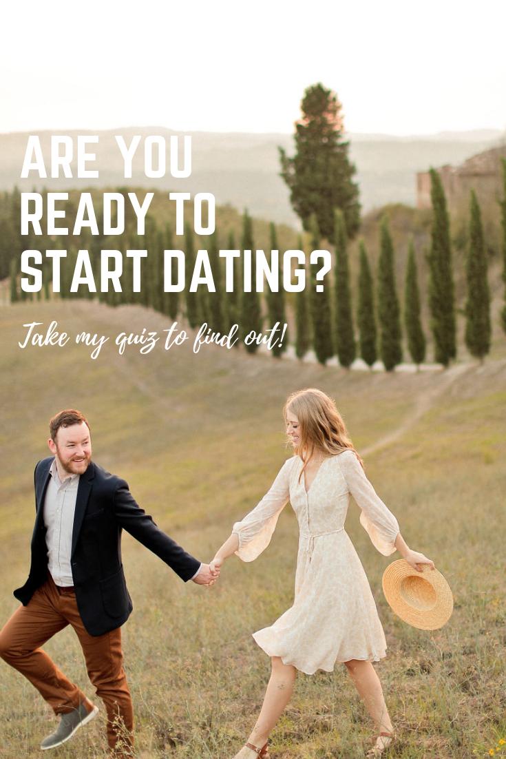 bør du starte dating quiz