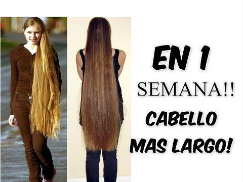 Secretos del pelo largo