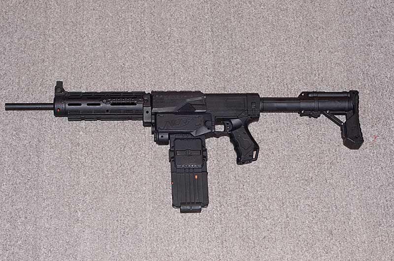 Generation 2 Lancer Tactical M4 Airsoft Gun -LT-04B RIS