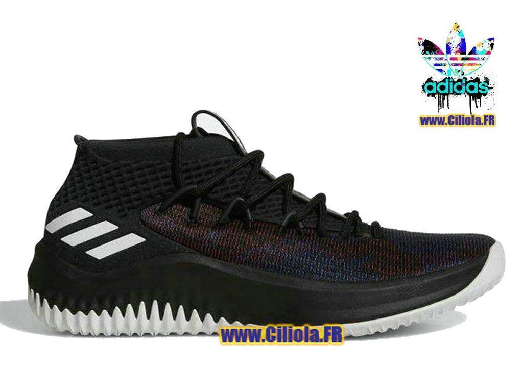 Nouveaux produits Adidas Dame 4 Basketball Chaussures
