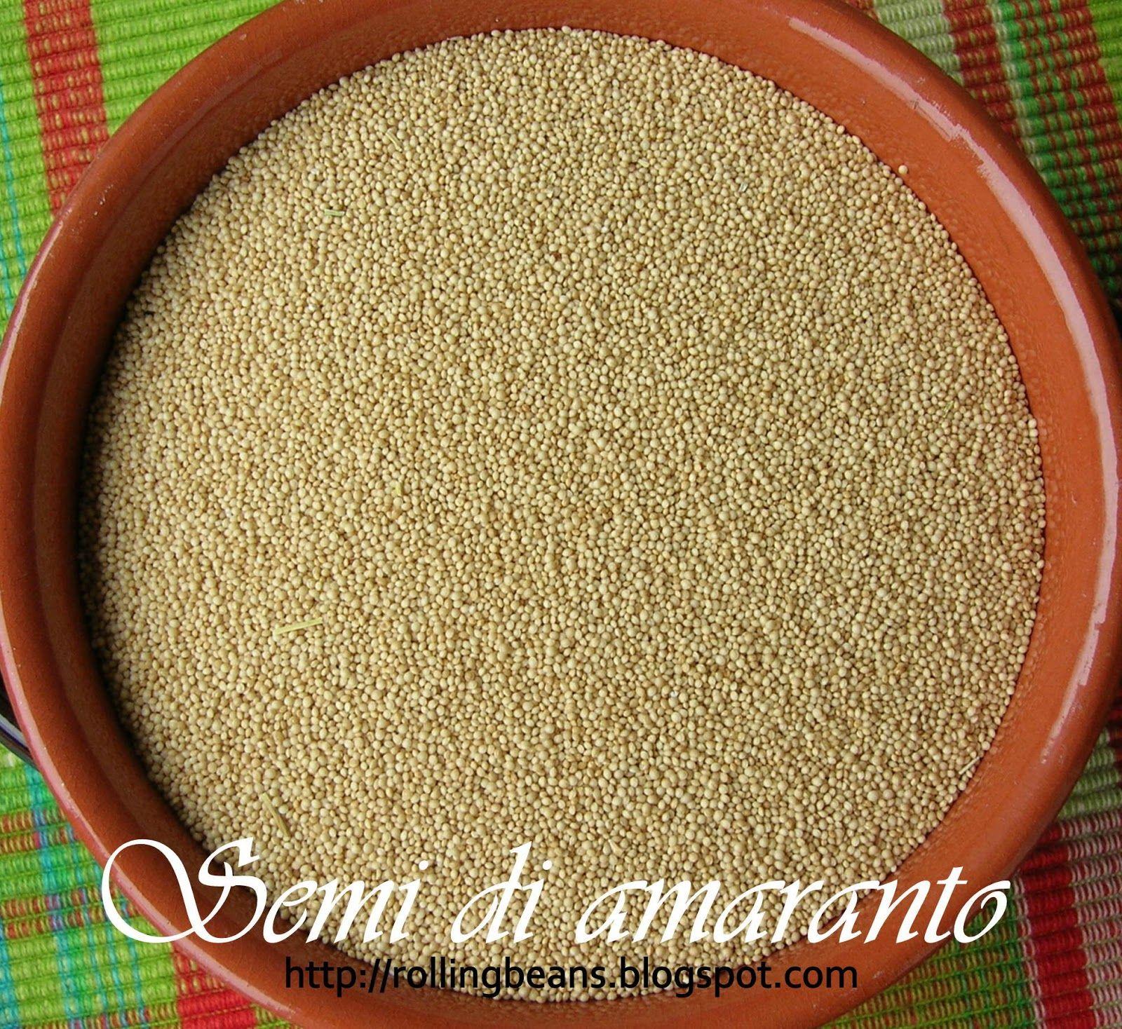 Rollingbeans Come Si Cucina Lamaranto Amaranto