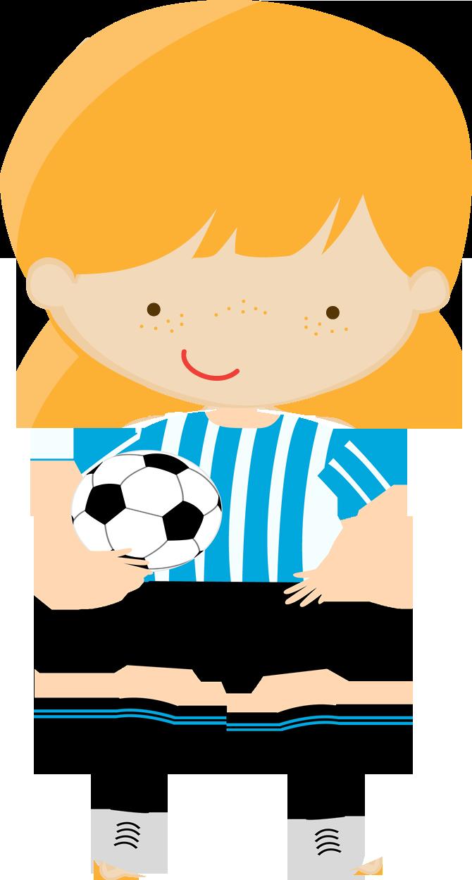Minus Say Hello Cute Clipart Soccer Theme Cute Cartoon