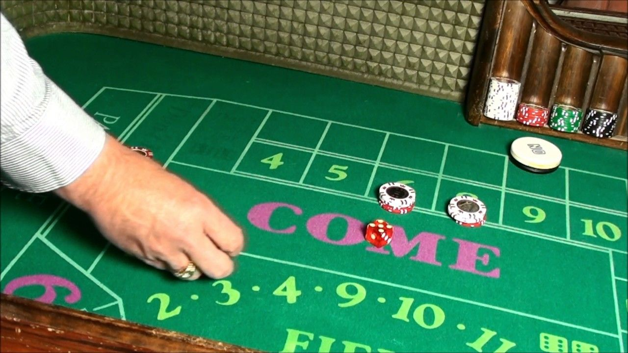 How To Bet In Craps