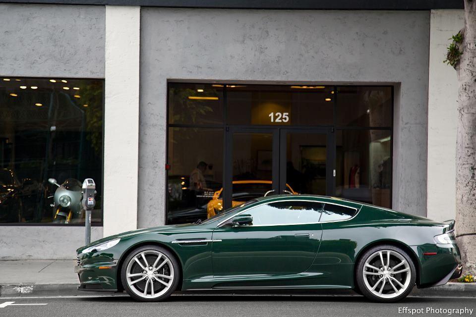 Aston Martin British Racing Green Paint Code Visual Motley