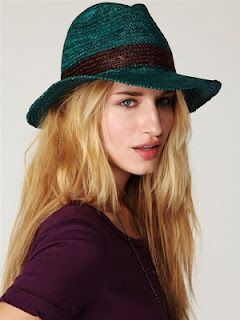 1390f70584fc8 Awesome Fashion 2012  Awesome Latest Summer Hats For Women Trends 2012