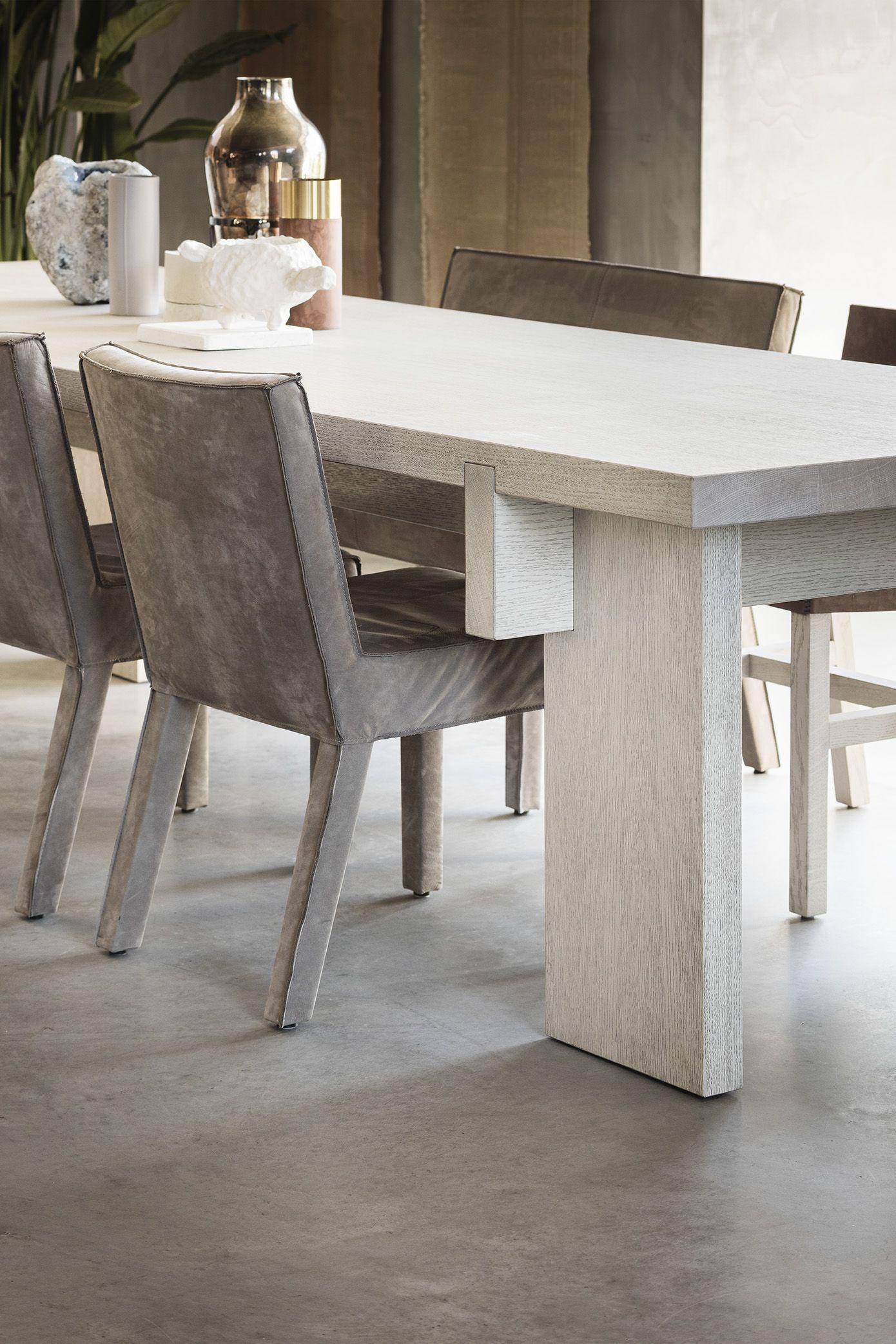 Raaf dining table saar dining chair piet boon