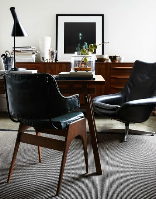 my scandinavian home: Fab home packed with mid-century finds.