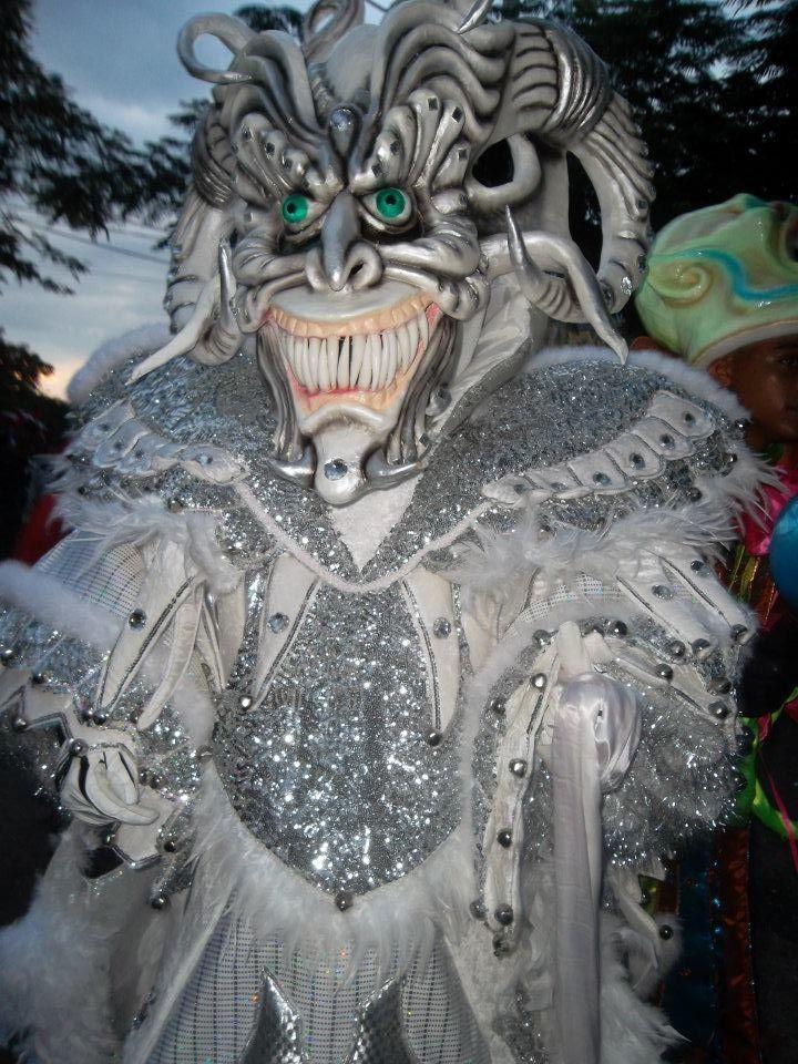 La Vega, Republica Dominicana. Carnaval Vegano