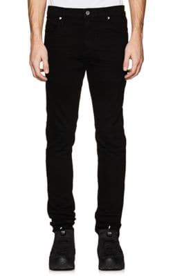 embroidered skinny jeans - Black Rta y5Wdr