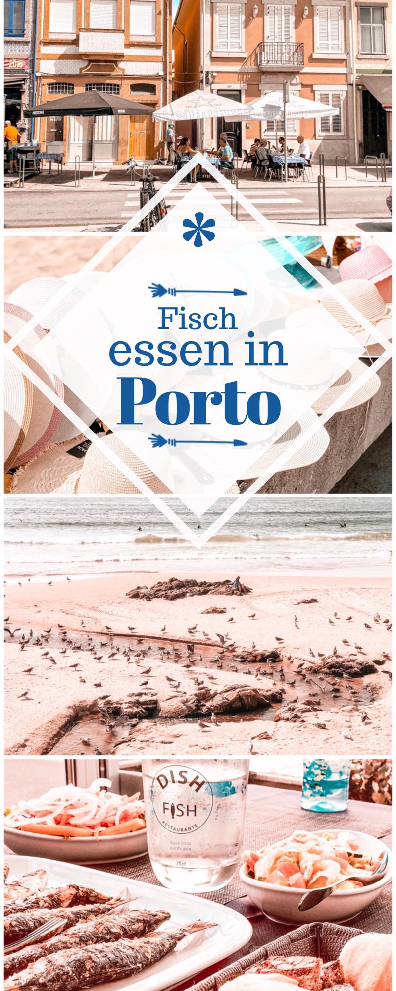 Fisch essen in Porto - Tipps für die schönsten Stadt in Portugal