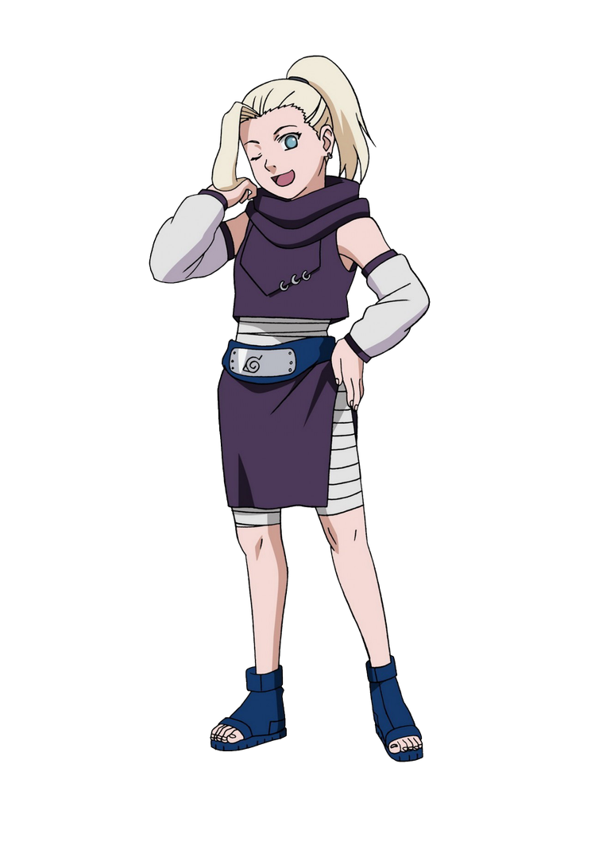 Ino Yamanaka render Ultimate Ninja 3 by maxiuchiha22   Naruto girls, Naruto mobile, Naruto ...