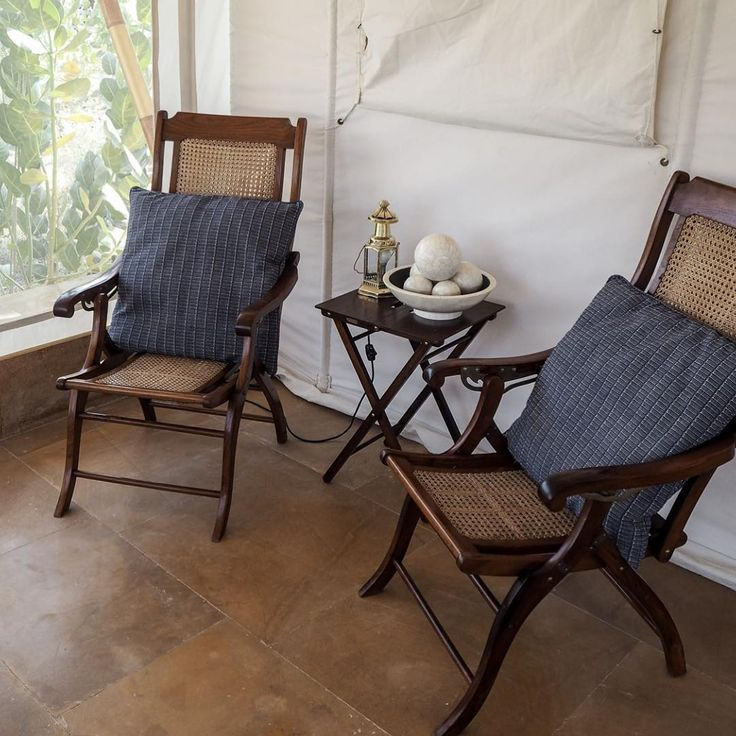 Plantation Chairs   British Colonial Style