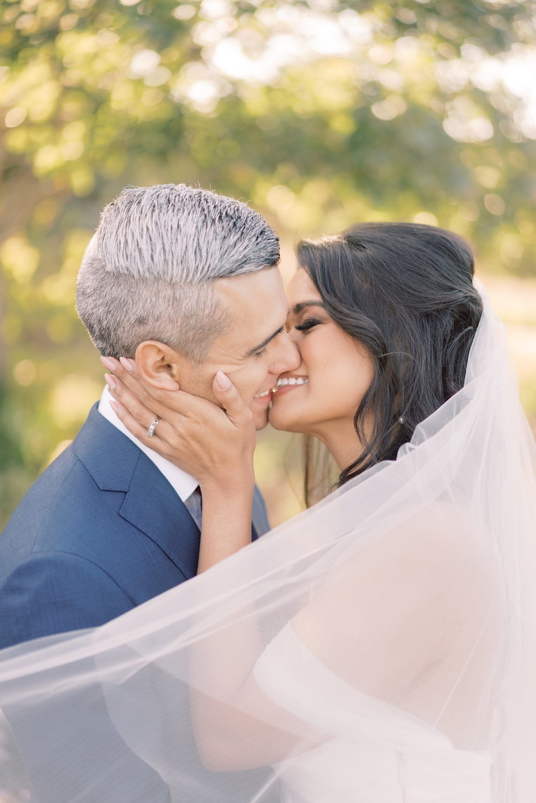 Wedding at LBJ Wildflower Center Austin TX Wedding
