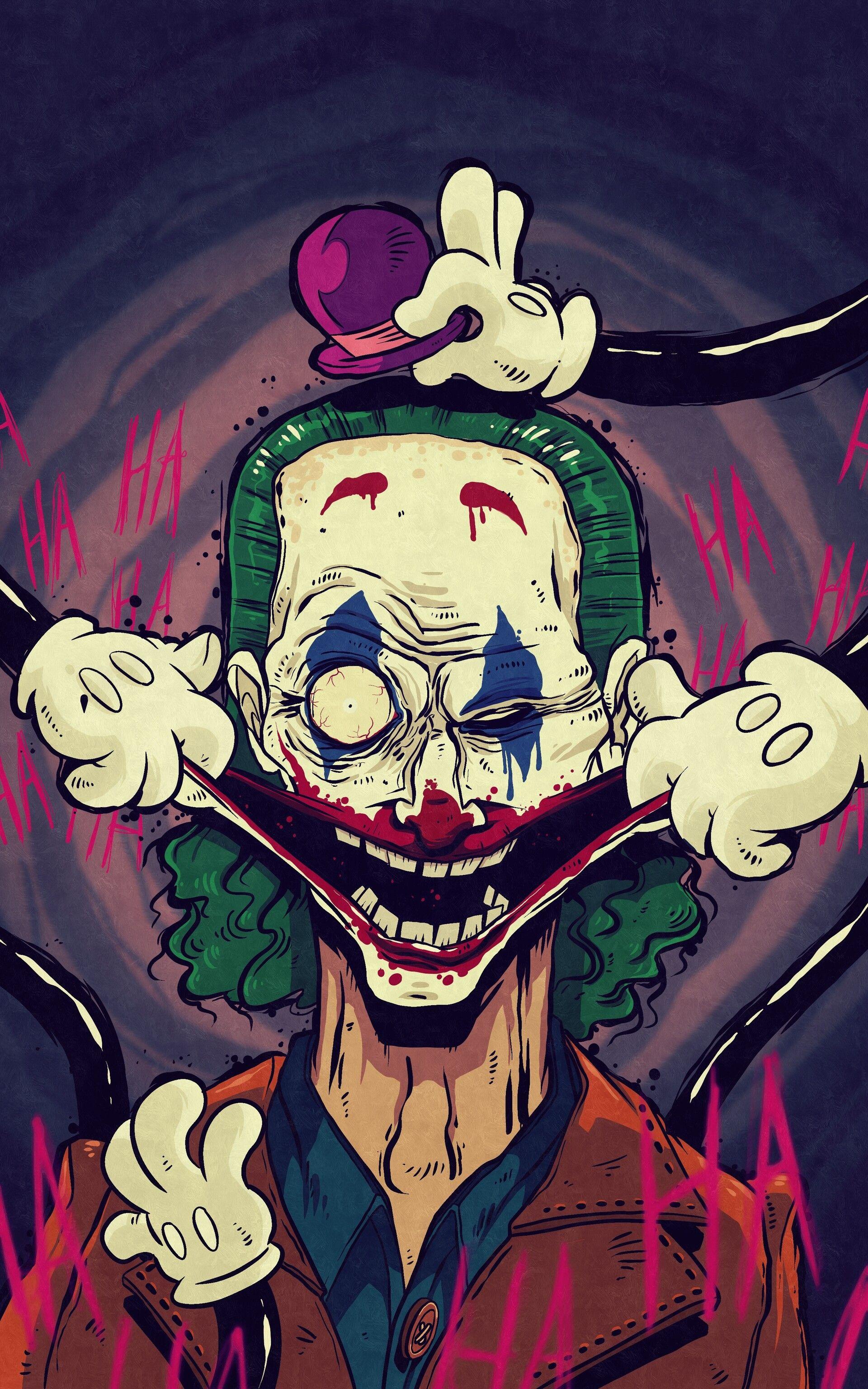 Artstation The Joker Amer Kokh Fondos De Comic Fondo De