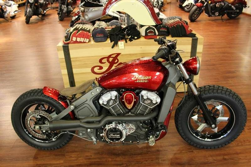 2016 Indian SCOUT CUSTOM Murrells Inlet SC