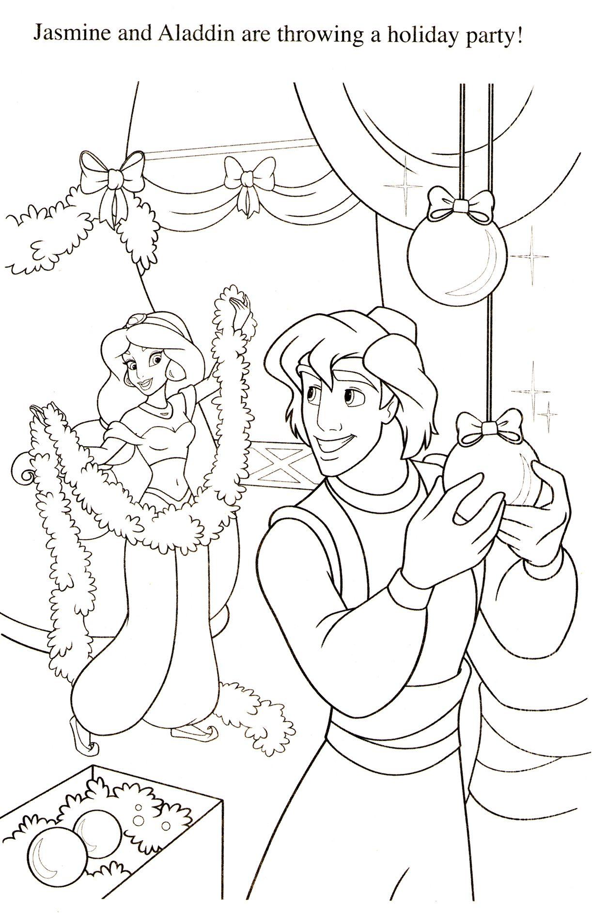 Disney Coloring Pages  Coloriage noel, Coloriage, Coloriage disney
