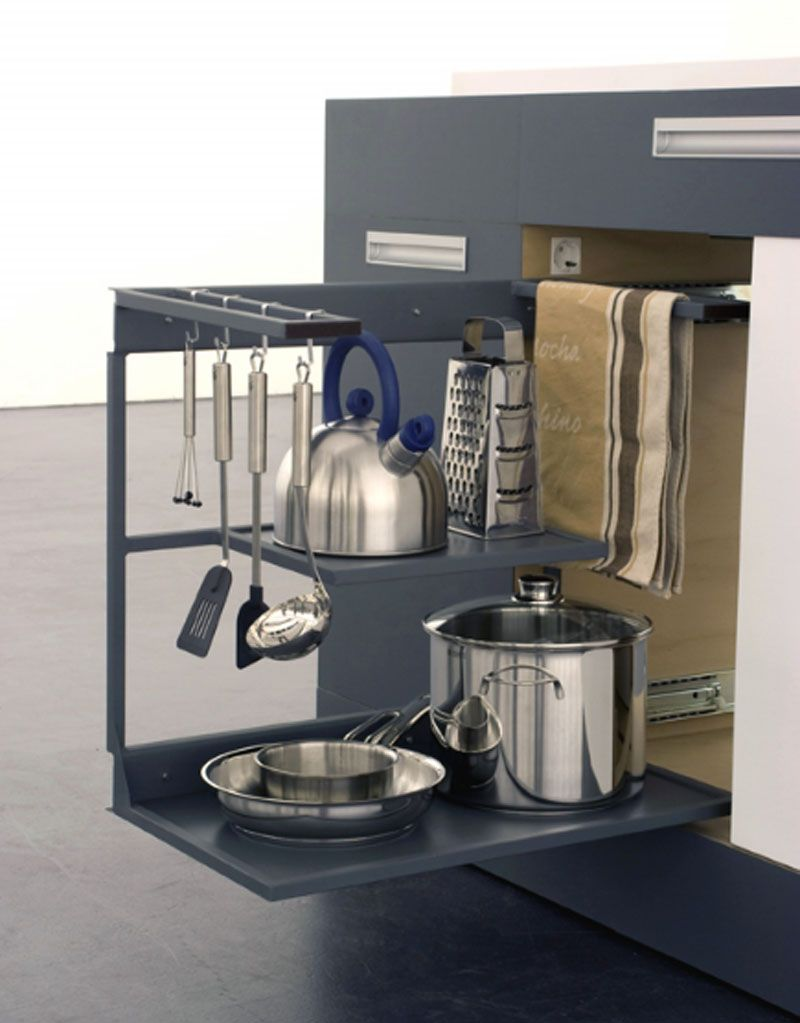 Small Modular Kitchen Is Smart Ideas For Small Space 2 소형 주방