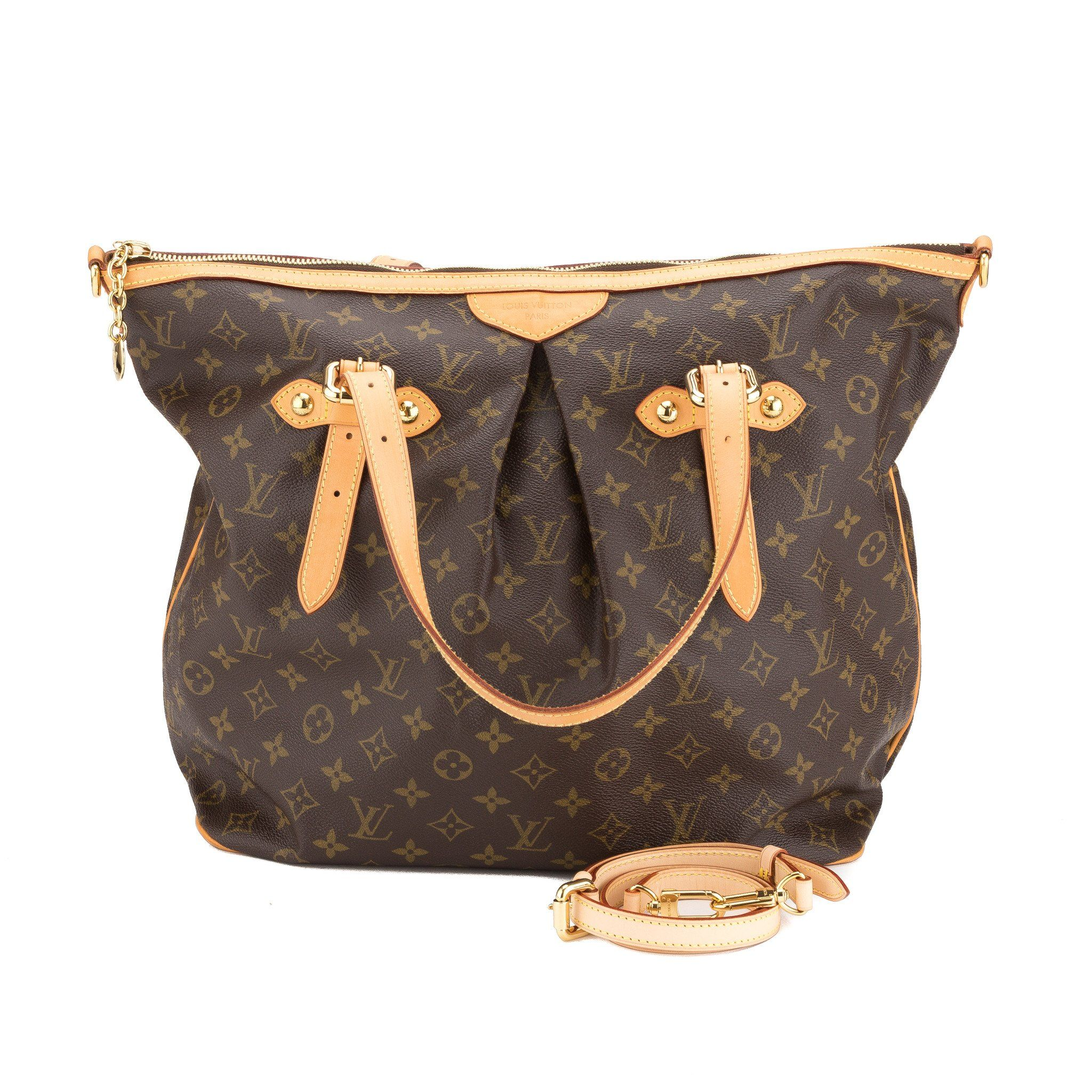Louis Vuitton Monogram Palermo GM Bag (Pre Owned)  ccf28faf364fd
